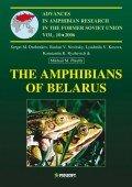 The Amphibians of Belarus