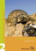 Chelonian Library 2 Hermann's Tortoise. Testudo hermanni, T. boettgeri and  T. hercegovinensis