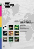 Reference fish of the world, Aqualog Vol. 08, Killifishes of the World, Old World Killis 2