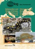 Terralog 21 Salamander und Molche Europas, Nordafrikas und Westasiens