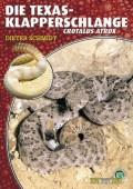 Die Texas-Klapperschlange Crotalus atrox