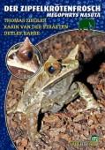 Der Zipfelkrötenfrosch Megophrys nasuta