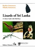 Lizards of Sri Lanka - A Colour Guide with Field Keys