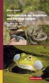 Taschenlexikon der Reptilien und Amphibien Europas - Alle Arten von den Kanarischen Inseln bis zum Ural
