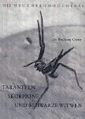 Taranteln Skorpione und Schwarze Witwen