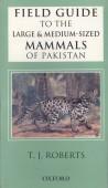 Fieldguide to the large & medium-sized Mammals of Pakistan