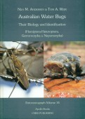 Australian Water Bugs - Their Biology and Identification (Hemiptera-Heteroptera, Gerromorpha & Nepomorpha)