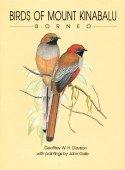 Birds of Mount Kinabalu - Borneo