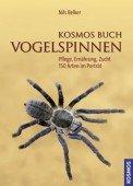 Kosmos Buch Vogelspinnen - Pflege, Ernährung, Zucht