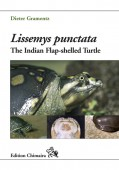 Lissemys punctata. The Indian Flap-shelled Turtle,