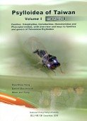 Psylloidea of Taiwan Vol. 1 Families Calophyidae, Carsidaridae, Homotomidae and Phacopteronidaer, with overview and keys to families and genera of taiwanese Psylloidea