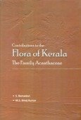 Contributions to the Flora of Kerala - The Family Acanthaceae