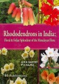 Rhododendrons in India - Floral & Foliar Splendour of the Himalayan Flora