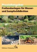 PraxisRatgeber Freilandanlagen für Wasser- und Sumpfschildkröten