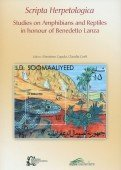 Scripta Herpetologica - Studies on Amphibians and Reptiles in honour of Benedetto Lanza