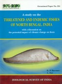 A study on the threatened and endemic fishes of north Bengal, India