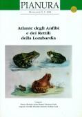 Atlante degli Anfibi e die Rettili della Lombardia