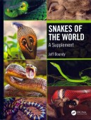 Snakes of the World. A Supplement