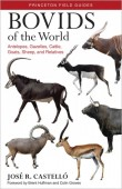 Bovids of the World – Antelopes, Gazelles, Cattle, Goats, Sheep, and Relatives