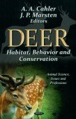 Deer – Habitat, Behavior and Conservation