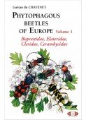 Phytophagous Beetles of Europe, Volume 1 - Buprestidae, Elateridae, Cleridae, Cerambycidae