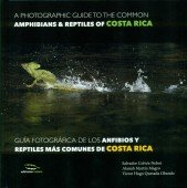 A Photographic Guide to the Common Amphibians & Reptiles of Costa Rica