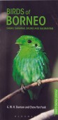 Birds of Borneo, Sabah, Sarawak, Brunei and Kalimantan