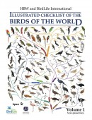 Illustrated Checklist of the Birds of the World. Volume 1 Non-passerines