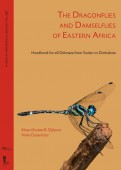 The Dragonflies and Damselflies of Eastern Africa – Handbook for all Odonata from Sudan to Zimbabwe