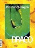 Heft 5 Riesenschlangen