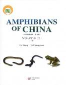 Amphibians of China Volume 1