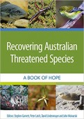 Recovering Australian Threatened Species - A Book of Hope