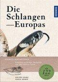Die Schlangen Europas – Schlangen aus Europa, Nordafrika und dem Mittleren Osten
