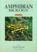 Amphibian Biology Vol. 1 The Integument,