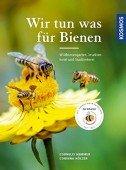 Wir tun was für Bienen – Wildbienengarten, Insektenhotel und Stadtimkerei