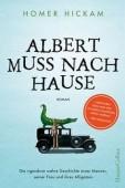 Albert muss nach Hause –  Die irgendwie wahre Geschichte eines Mannes, seiner Frau und ihres Alligators