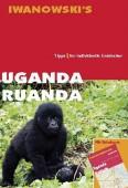 Iwanowski's Uganda, Ruanda – Tipps! für individuelle Entdecker