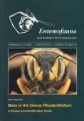 Bees in the Genus Rhodanthidium – A Review and Identification Guide
