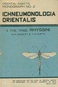 Ichneumonologia orientalsi II. The Tribe Rhyssini