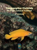 Tanganyika cichlids in their natural habitat 4th edition