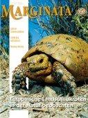 Heft 44 Europäische Landschildkröten in der Natur beobachten