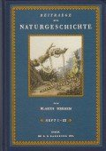 Beyträge zur Naturgeschichte der Amphibien Heft 1–3