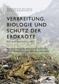 Verbreitung, Biologie und Schutz der Erdkröte Bufo bufo (LINNAEUS, 1758) mit besonderer Berücksichtigung des Amphibienschutzes an Straßen