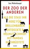 Der Zoo der Anderen –  Als die Stasi ihr Herz für Brillenbären entdeckte & Helmut Schmidt mit Pandas nachrüstete