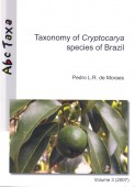 Taxonomy of Cryptocarya species of Brazil