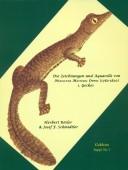 Die Zeichnungen und Aquarelle von Nikolaus Michael Oppel (1782-1820) I. Geckos