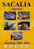 Jahrgang 2003/2004 Hefte 1-2-3-4-5-6