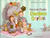 Neu in der Familie – Chamäleon Ottilie