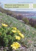 Pflanzen und Tiere in Sachsen-Anhalt.  Ein Kompendium der Biodiversität
