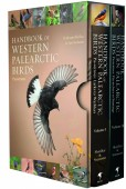 Handbook of Western Palearctic Birds – Passerines (2-Volume Set)
